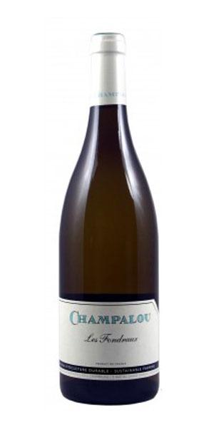 A product image for Champalou Vouvray des Fondraux