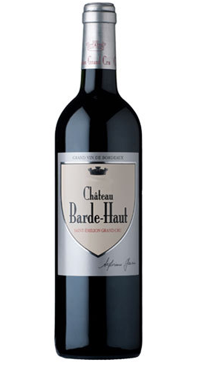 A product image for Chateau Barde Haut