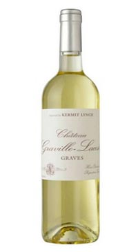 A product image for Chateau Graville-Lacoste Graves Blanc