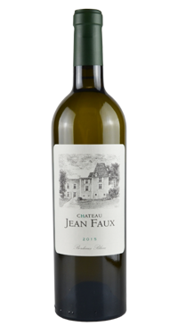 A product image for Chateau Jean Faux Les Pins Francs Blanc