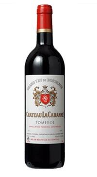 A product image for Chateau La Cabanne Pomerol