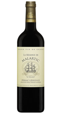 A product image for Chateau La Comte de Malartic