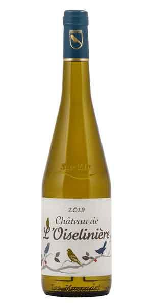A product image for Chateau de L'Oiselinière Muscadet