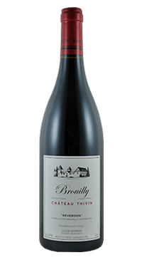 A product image for Thivin Brouilly Reverdon