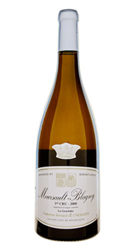 """A product image for Domaine Cherisey Meursault-Blagny Premier Cru """"La Genelotte"""""""