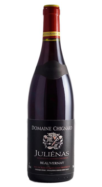 A product image for Domaine Chignard Julienas Beauvernay