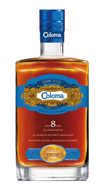 A product image for Coloma 8 Anos Rum