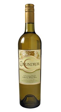 A product image for Conundrum White