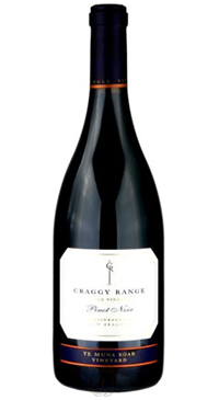 A product image for Craggy Range Pinot Noir
