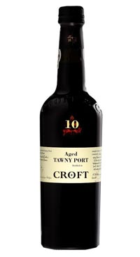 A product image for Croft 10 Yr Old Tawny Port