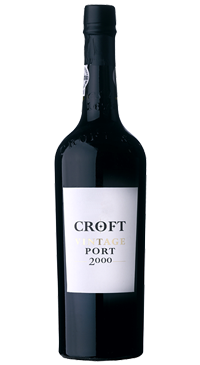 A product image for Croft Vintage Port 2000 375ml
