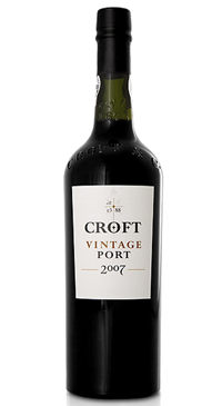 A product image for Croft Vintage Port 2007 375ml