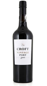 A product image for Croft Vintage Port 2011