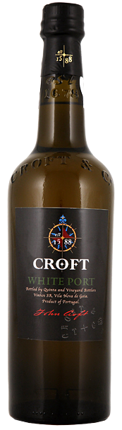 A product image for Croft White Port