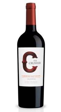 A product image for The Crusher Cabernet Sauvignon