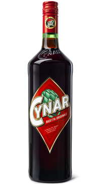 A product image for Cynar