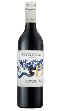 A product image for Deakin Estate Cabernet Sauvignon