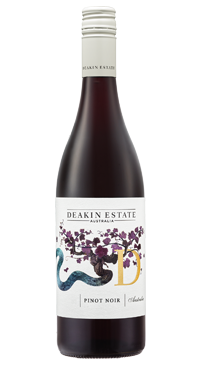 A product image for Deakin Estate Pinot Noir
