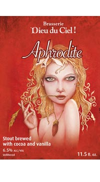 A product image for Dieu du Ciel Aphrodisiaque