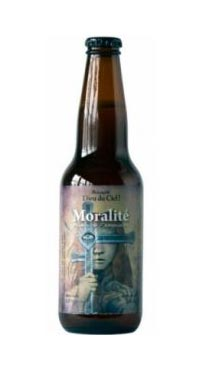 A product image for Dieu du Ciel Moralite