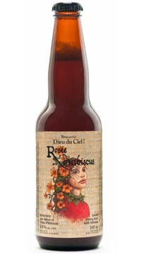 A product image for Dieu du Ciel Rosee d'Hibiscus