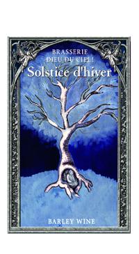 A product image for Dieu du Ciel Solstice d'Hiver