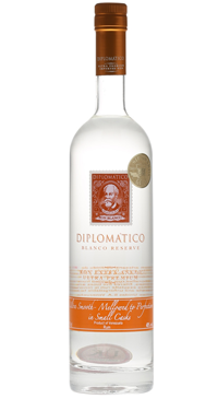 A product image for Ron Diplomatico Reserva Blanco