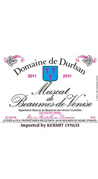 A product image for Durban Muscat Beaumes de Venise 375ml