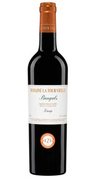 A product image for Domaine La Tour Vielle Banyuls 500ml