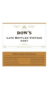 A product image for Dow's LBV Port