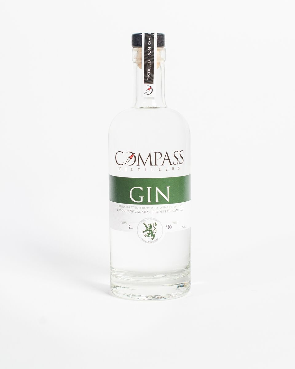 A product image for Compass Distillers Gin