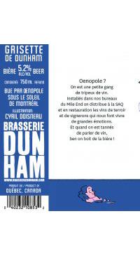 A product image for Dunham Grissette de Dunham