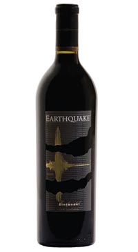 A product image for Earthquake Zin