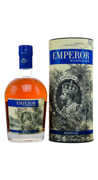 A product image for Emperor Heritage Mauritian Rum