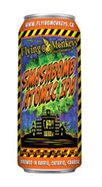 A product image for Flying Monkeys Smashbomb Atomic