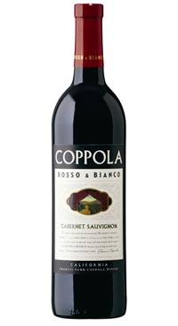 A product image for Francis Ford Coppola Cabernet Sauvignon