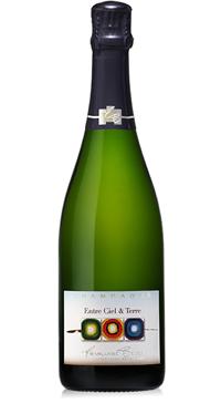 A product image for Champagne Francoise Bedel Entre Ciel et Terre Brut