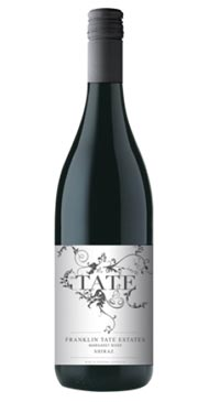 A product image for Franklin Tate Estates Shiraz
