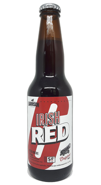 A product image for Garrison Irish Red Ale