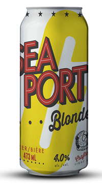 A product image for Garrison Seaport Blonde Can
