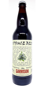 A product image for Garrison Spruce Beer