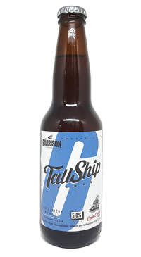 A product image for Garrison Tall Ship Amber Ale