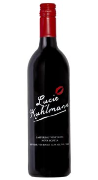 A product image for Gaspereau Lucie Kuhlmann