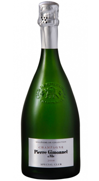 A product image for Champagne Gimonnet Special Club Blanc de Blancs
