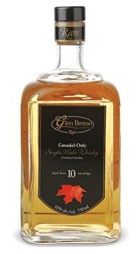 A product image for Glen Breton Single Malt Whisky