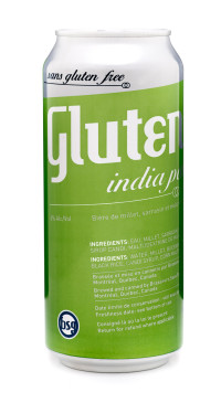 A product image for Glutenberg India Pale Ale