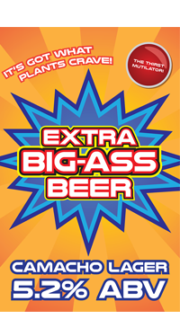 A product image for Good Robot Extra Big Ass Beer