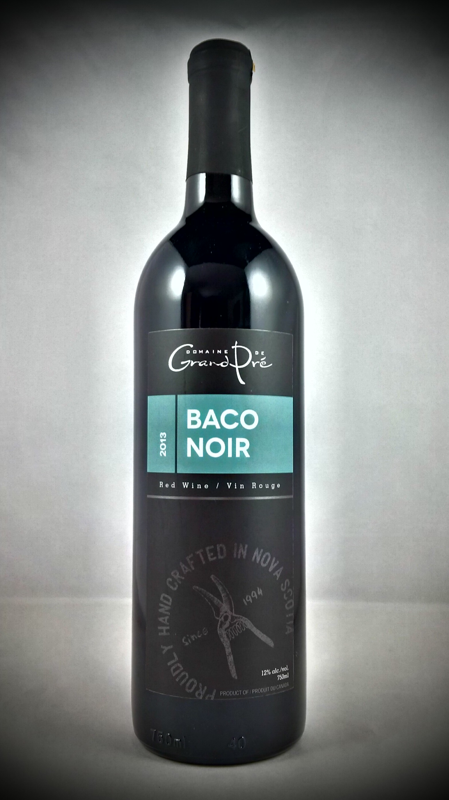 A product image for Grand Pre Baco Noir