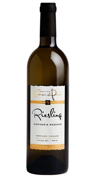A product image for Grand Pre Riesling