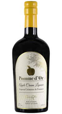 A product image for Grand Pre Pomme d'Or Cream